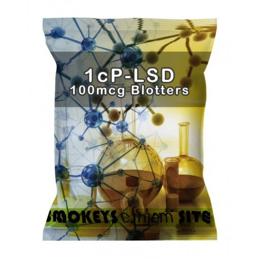 Packs of 1cP-LSD 100mcg Blotters Research Chemical