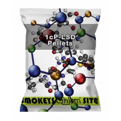Packs of 1cP-LSD 150mg Pellets Research Chemical