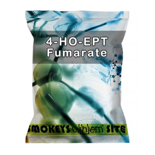 Packs of 4-HO-EPT Fumarate Research Chemical