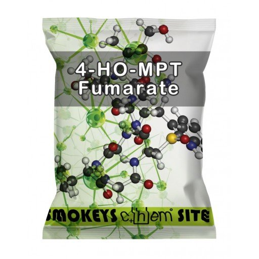 Packs of 4-HO-MPT Fumarate Research Chemical