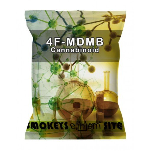 Packs of 4F-MDMB-Bianca Research Chemical
