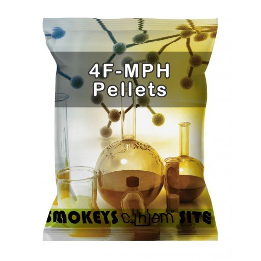 Packs of 4F-MPH Pellets Research Chemical