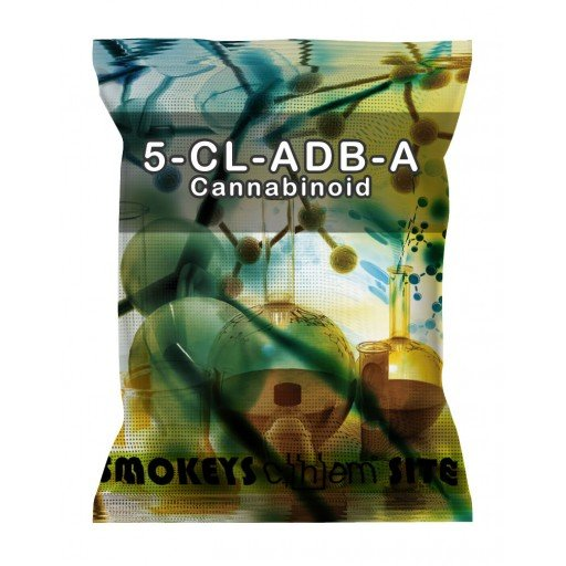 Packs of 5-CL-ADB-A Research Chemical