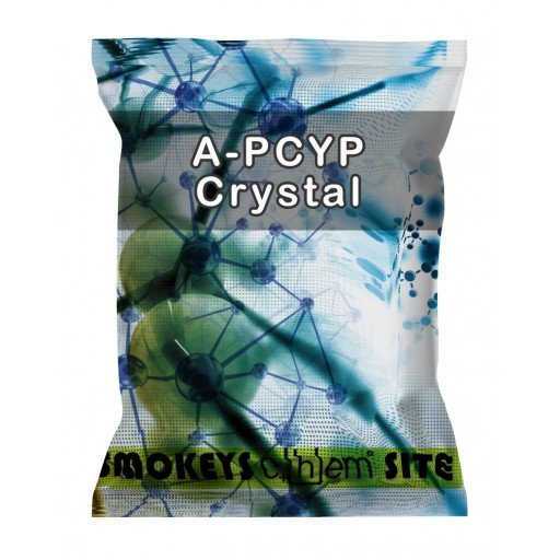 Packs of A-PCYP Crystal Research Chemical