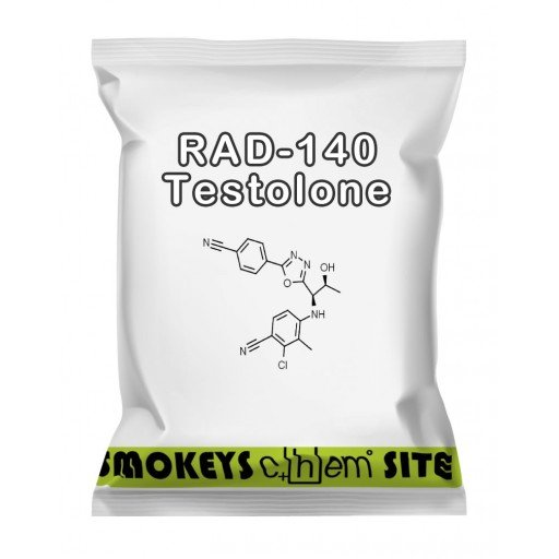 Packs of RAD-140 Testolone Research Chemical
