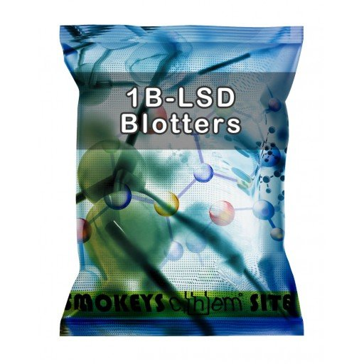 Packs of 1B-LSD 100mcg Blotters Research Chemical