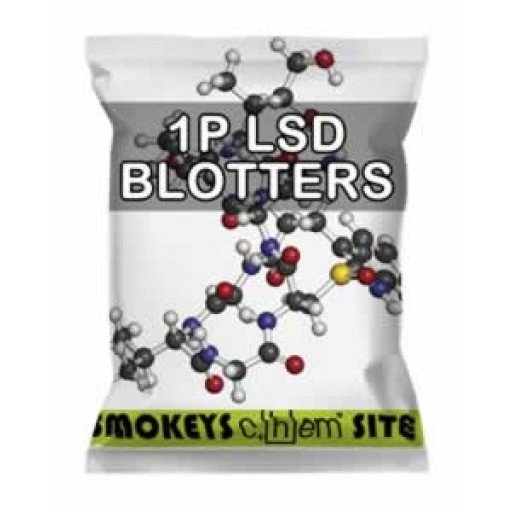 Packs of 1P-LSD 100mcg Blotters Research Chemical