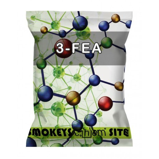 Packs of 3-FEA Hydrochloride Research Chemical