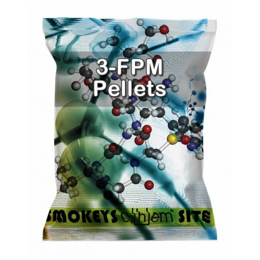 Packs of 3-FPM 50mg Pellets Research Chemical