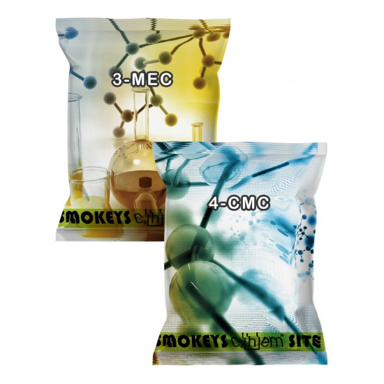 Packs of 3-MEC and 4-CMC Combo Pack for sale online
