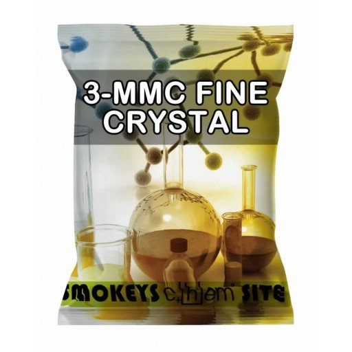 Packs of 3-MMC FINE CRYSTAL Research Chemical