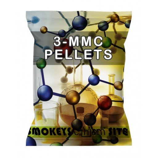 Packs of 3-MMC Pellets - 150mg Research Chemical