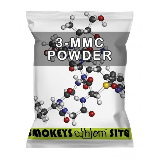 Packs of 3-MMC Powder Research Chemical