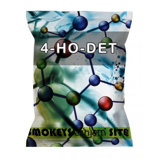 Packs of 4-HO-DET Fumarate Research Chemical
