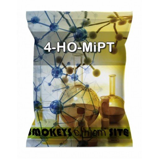 Packs of 4-HO-MIPT Fumarate Research Chemical