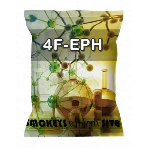 Packs of 4F-EPH Research Chemical