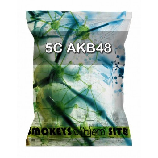 Packs of 5C-AKB-48 Research Chemical