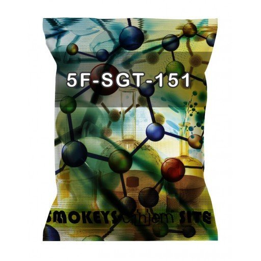 Packs of 5F-SGT-151 Cannabinoid Research Chemical