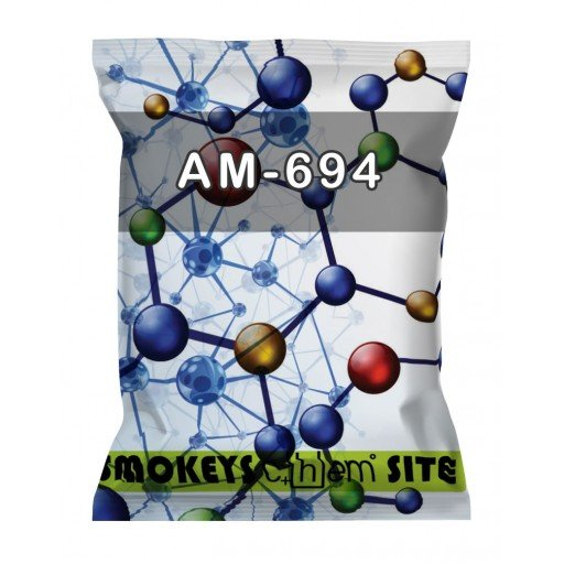 Packs of AM-694 Research Chemical