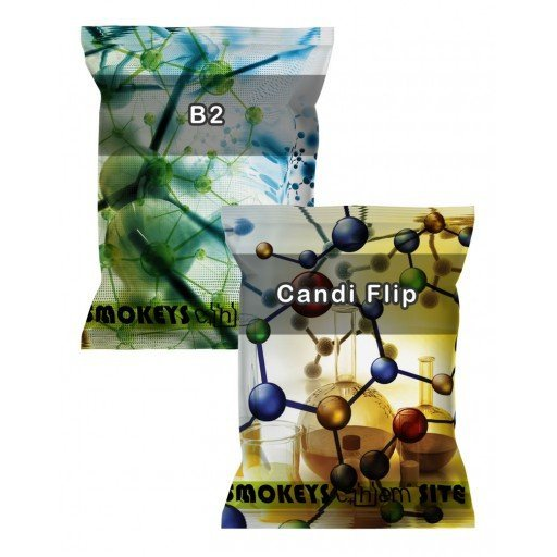 Packs of B2 & CANDI FLIP COMBO Research Chemical