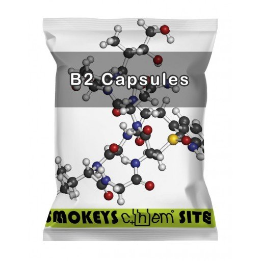 Packs of B2 Capsules Research Chemical
