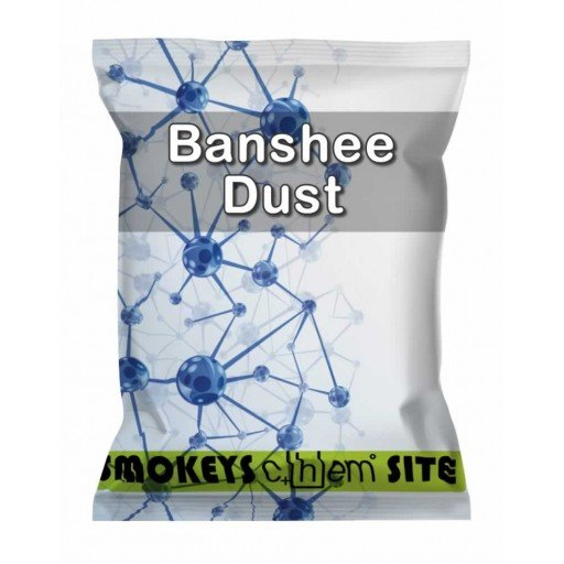 Packs of Banshee Dust Research Chemical