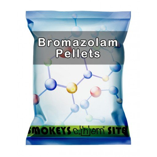 Packs of Bromazolam 2.5mg Pellets Research Chemical