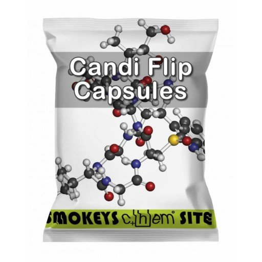 Packs of Candi Flip Capsules Research Chemical