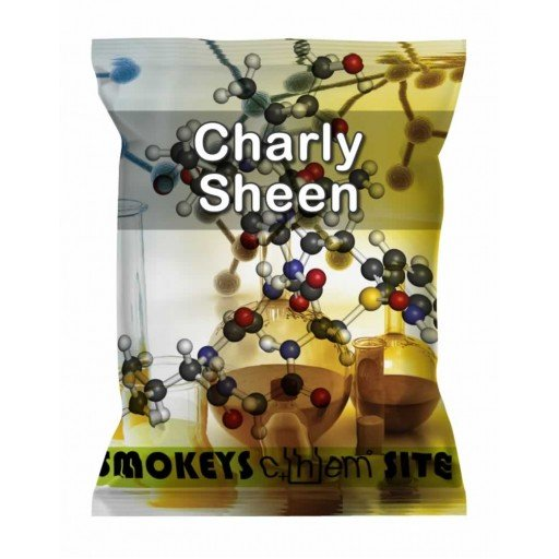 Packs of Charley Sheen Research Chemical