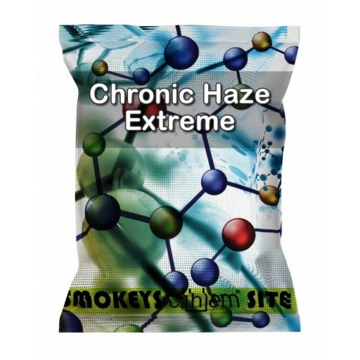 Packs of Chronic Haze Extreme Research Chemical