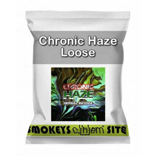Packs of Chronic Haze Loose Incense Research Chemical