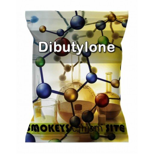 Packs of Dibutylone Research Chemical