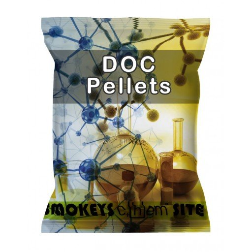 Packs of DOC 2.5mg Pellets Research Chemical