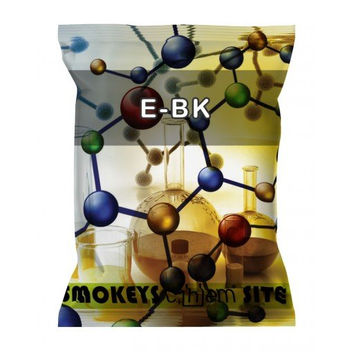 Packs of EBK Research Chemical