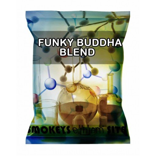 Packs of FUNKY BUDDHA BLEND Research Chemical