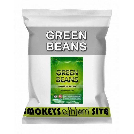 Packs of GREEN BEANS Research Chemical