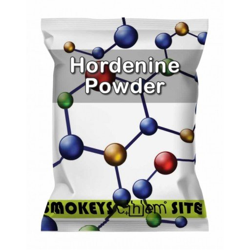 Packs of Hordenine Powder Research Chemical
