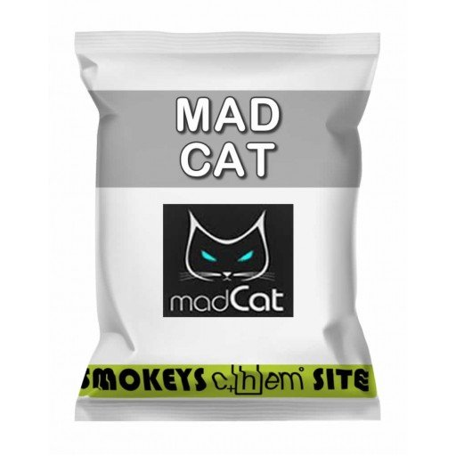 Packs of Mad Cat Research Chemical