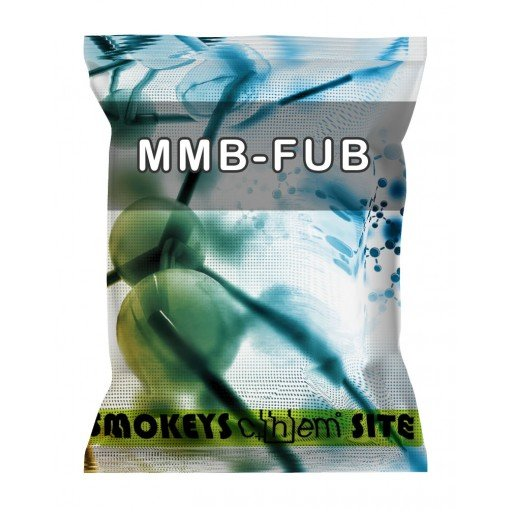 Packs of MMB-FUB Research Chemical