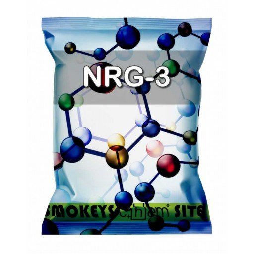 Packs of NRG-3 Research Chemical
