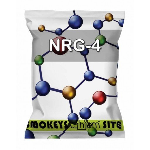 Packs of NRG-4 Powder Research Chemical