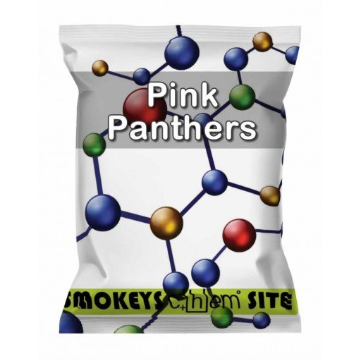 Packs of Pink Panthers Research Chemical