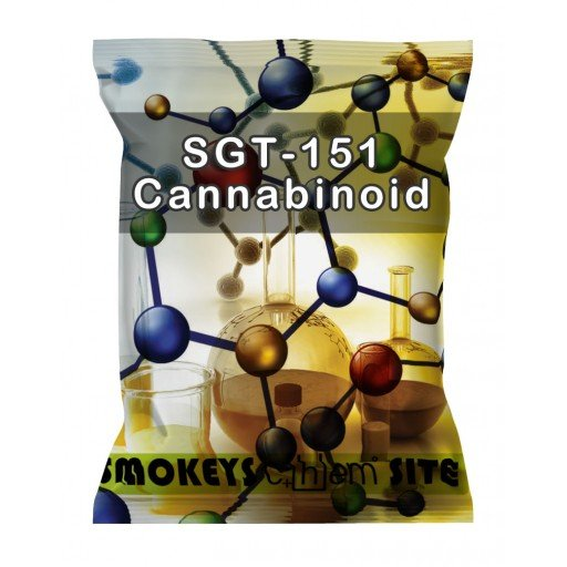Packs of SGT-151 Cannabinoid Research Chemical