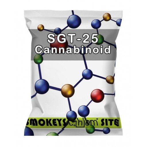 Packs of SGT-25 Cannabinoid Research Chemical