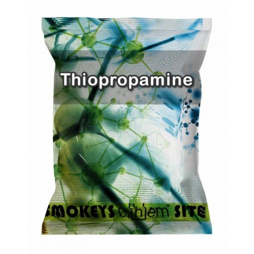 Packs of Thiopropamine Research Chemical